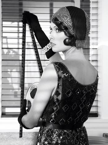 Dorothy 'Lula' Bennett. Peppy-miller